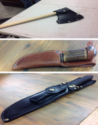 Leather Weapon Sheaths